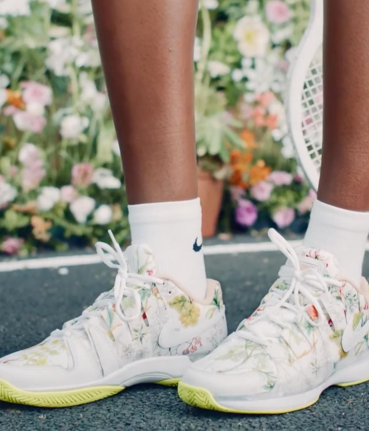 Nike Court x Liberty London